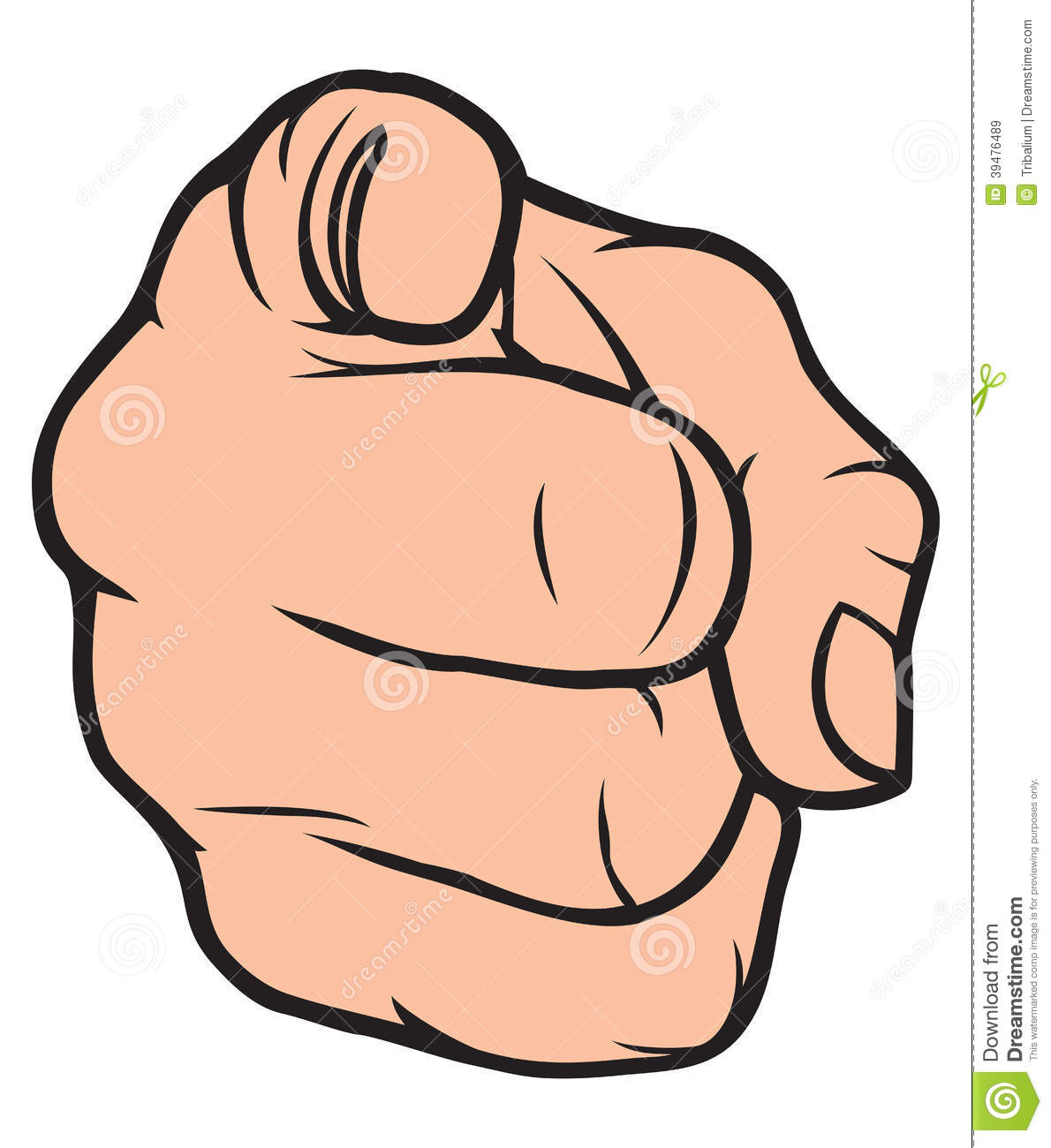 clipart man pointing finger - photo #23