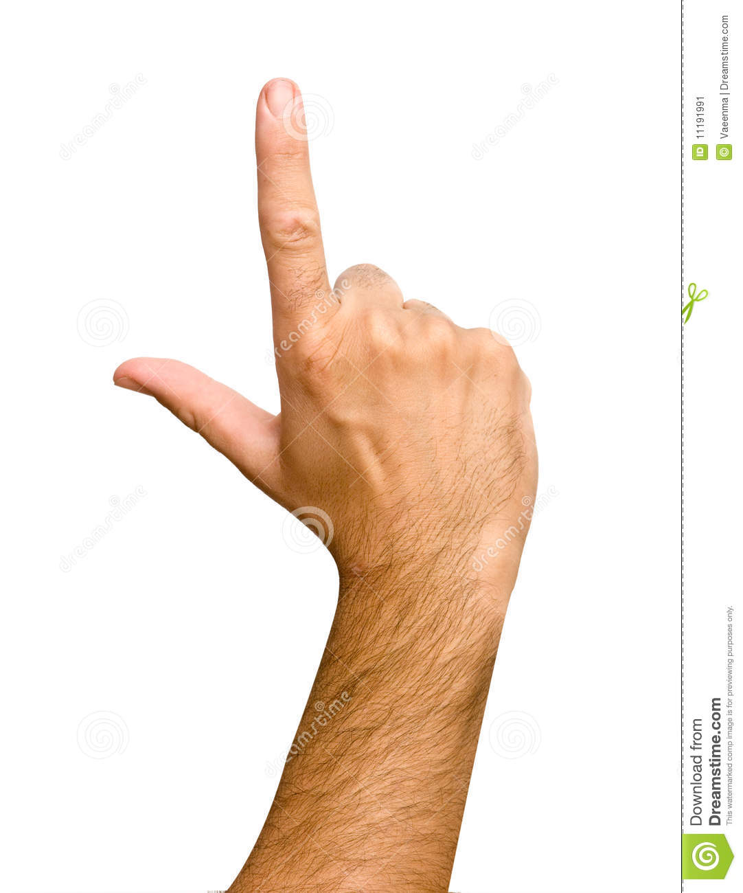 Pointing the finger selectividad