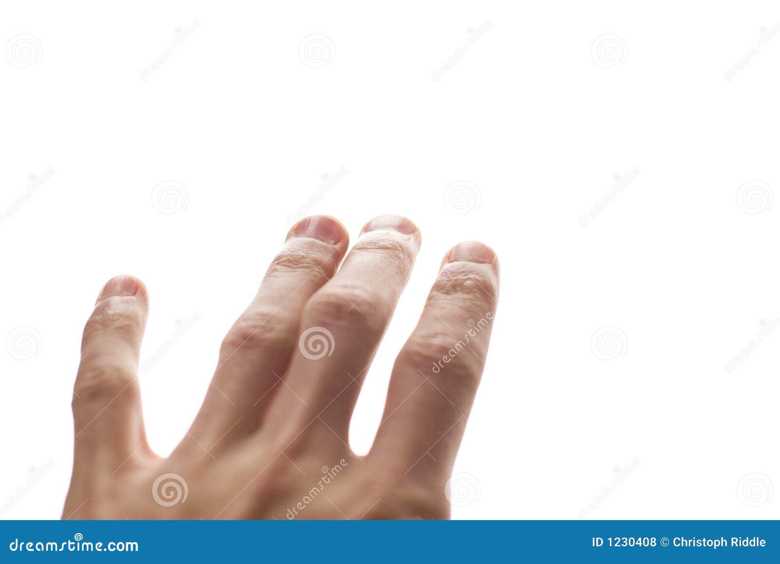 Hand Reaching Royalty Free Stock Photos - Image: 1230408