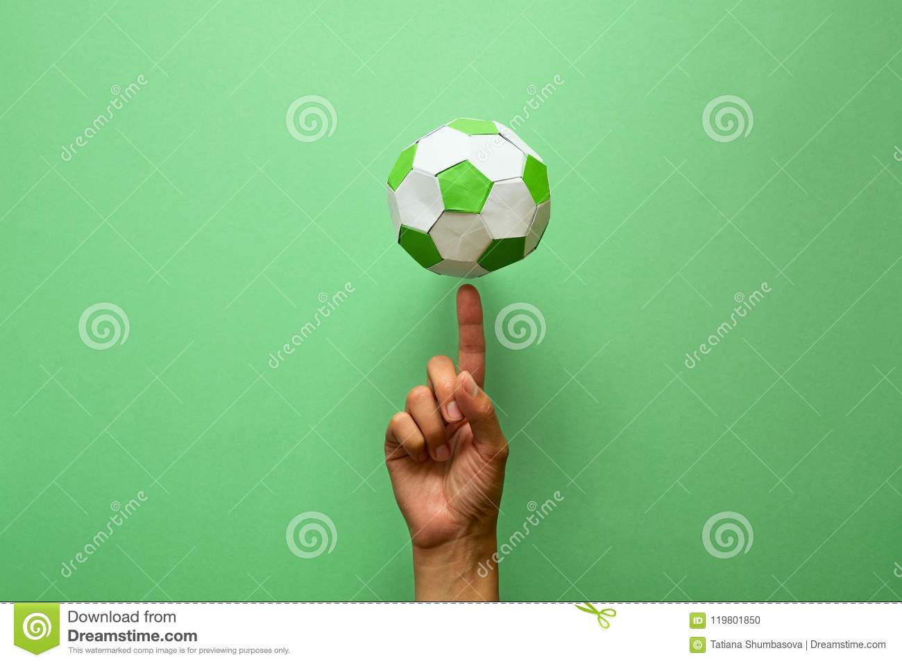 origami soccer ball – do origami | 957x1300