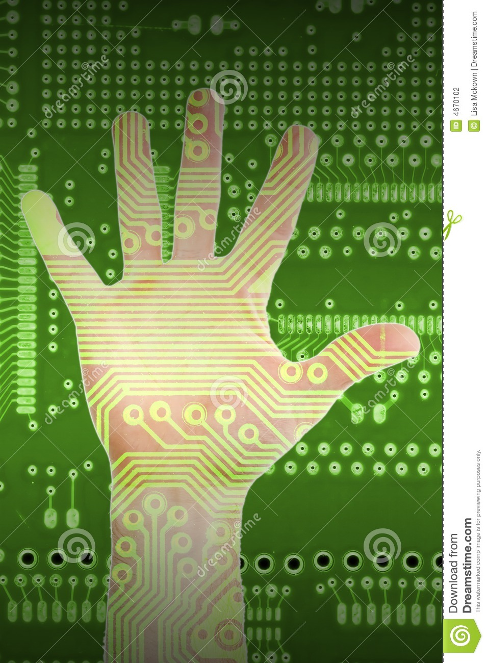 Hand of Technology