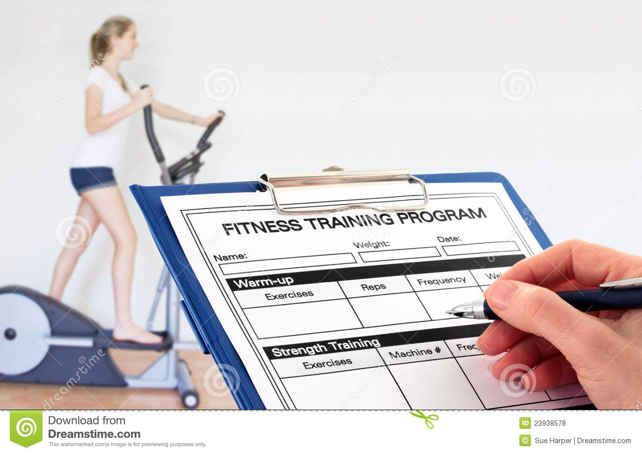exercise program essay Health and fitness essay 6 (400 words) introduction health and fitness is the state of being healthy both, physically and mentally regular exercises and balanced diet can improve health and fitness of a person.