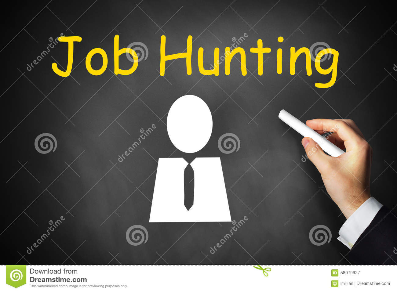 job hunting The job search process is never easy, but there are ways to improve your chances of landing a job.