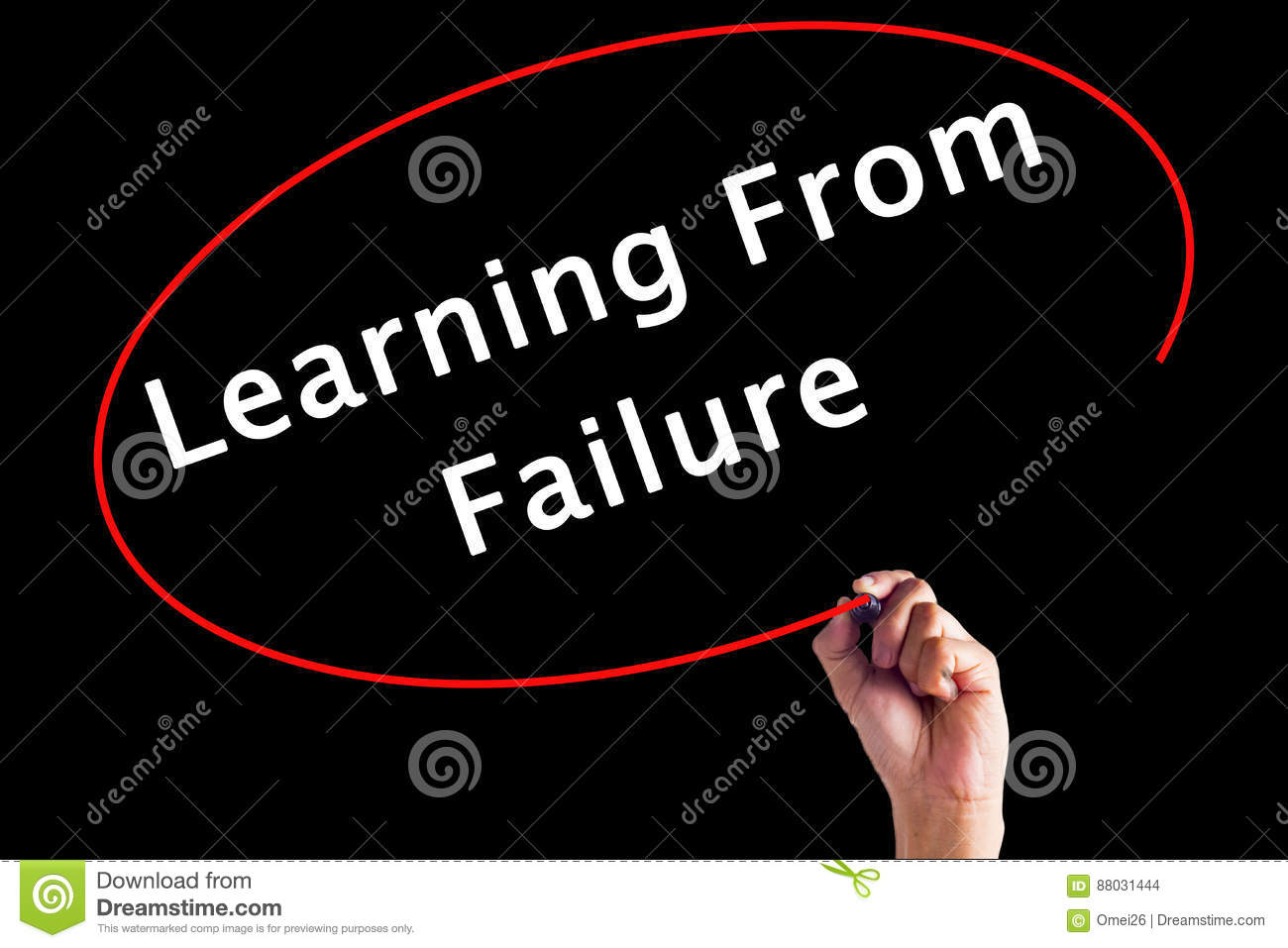 Learning starts with failure essay