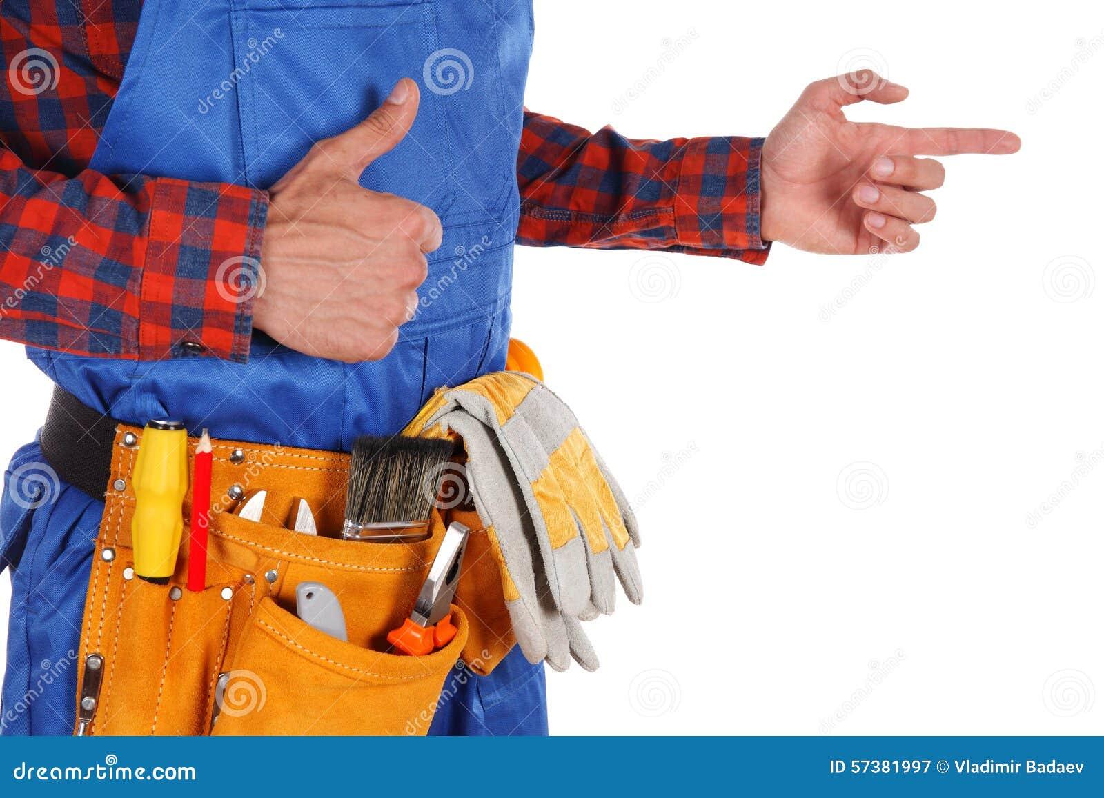Handarbeidersmens