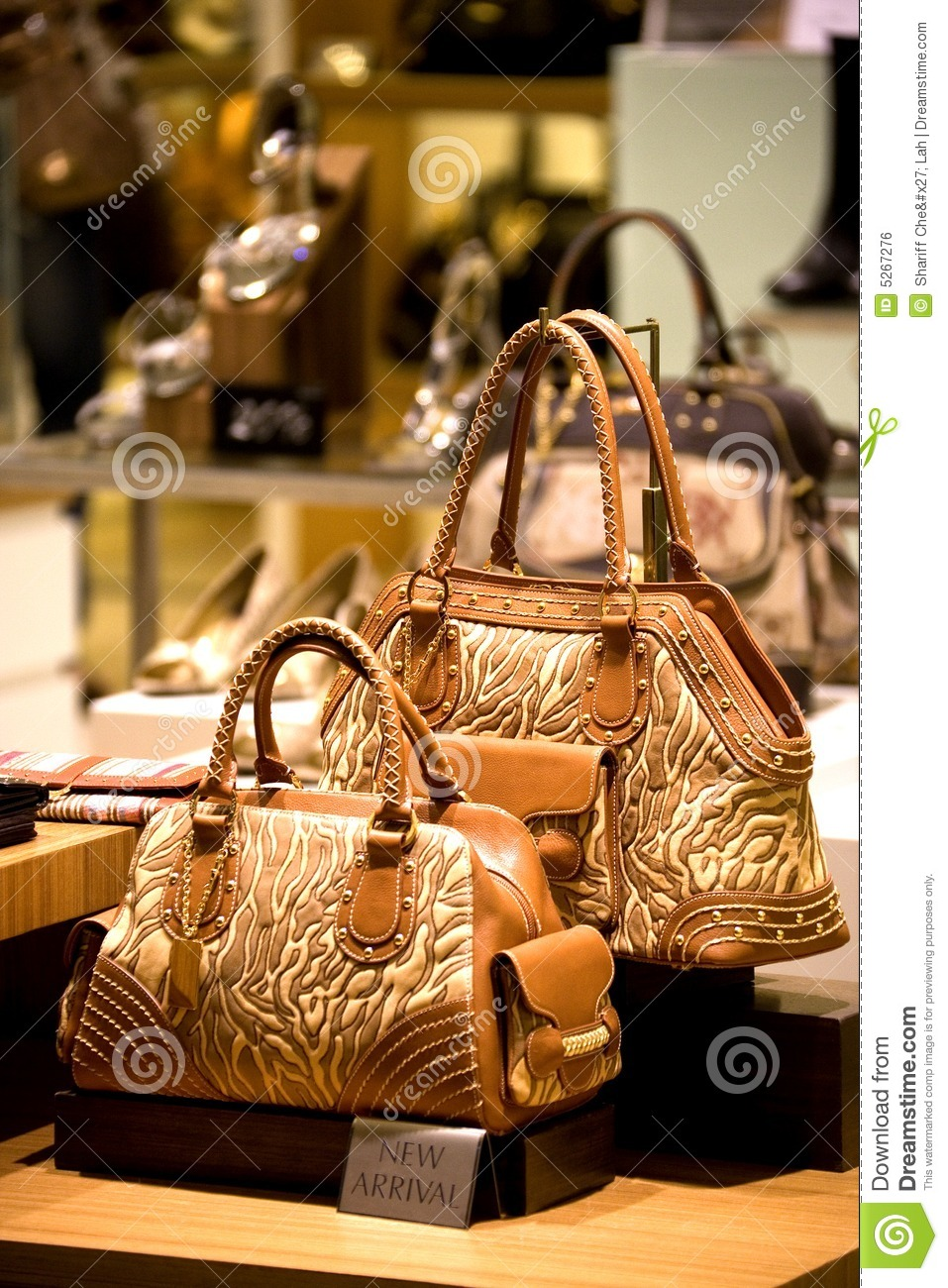 Handbag and Shoe Shop