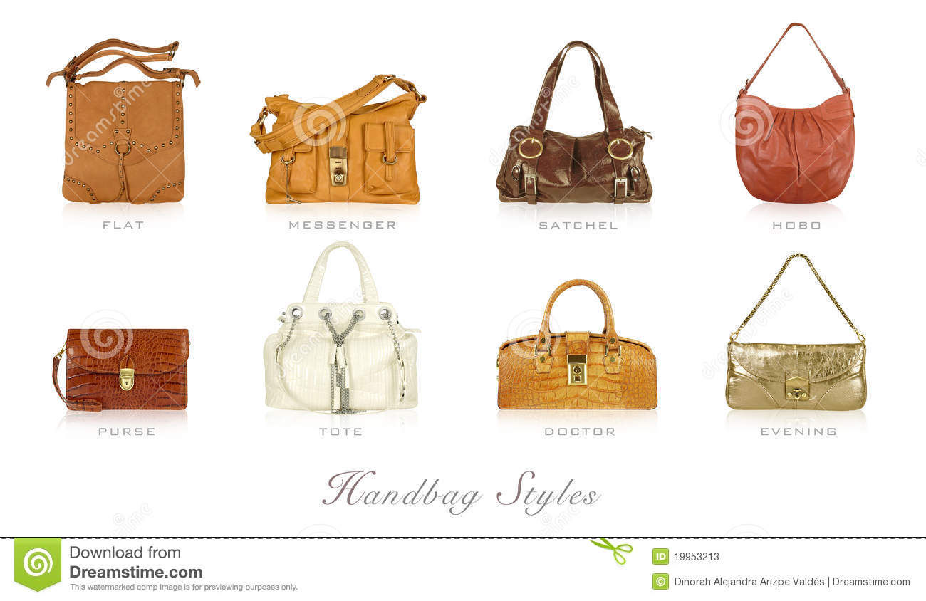 This handbag guide describes different handbag styles and explains how body type and handbag size, shape and length can be used to accentuate your favorite features and mask others. This handbag guide also includes helpful buying tips, so you can buy your new handbags with confidence!