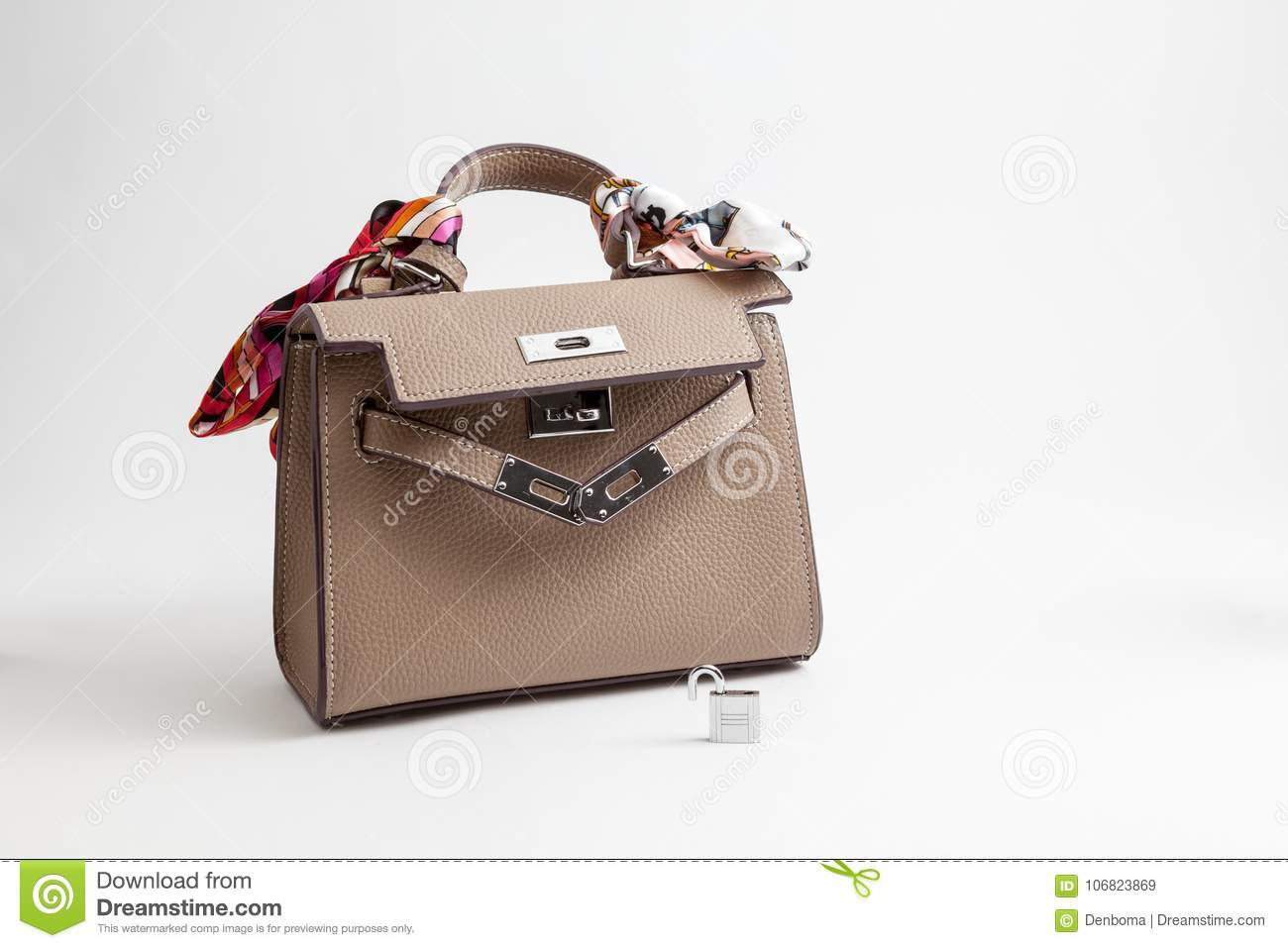 An handbag for women