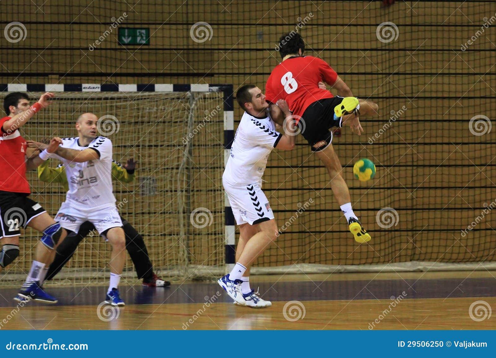 Handbal attac