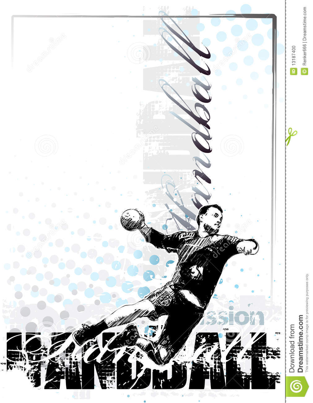 Design Poster Basketball
