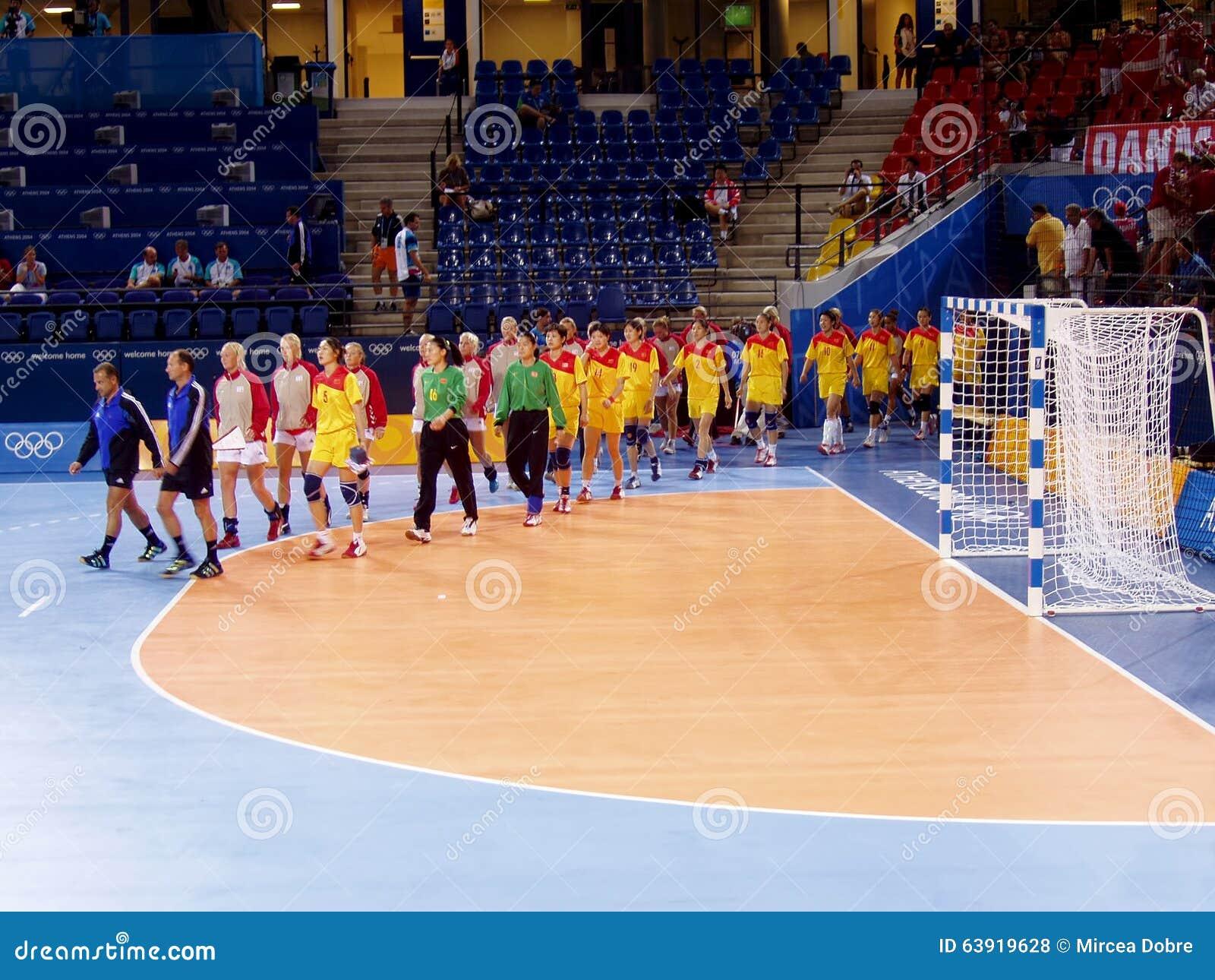 handball score