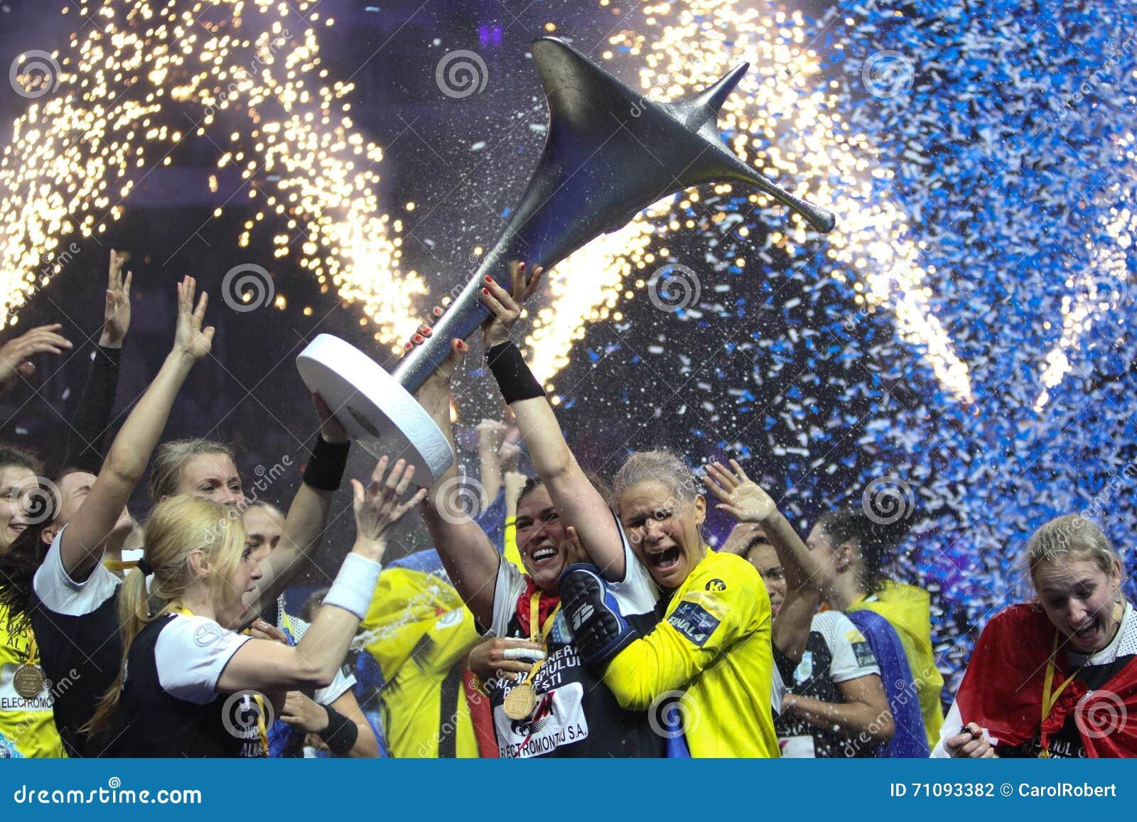 champions league handboll vinnare
