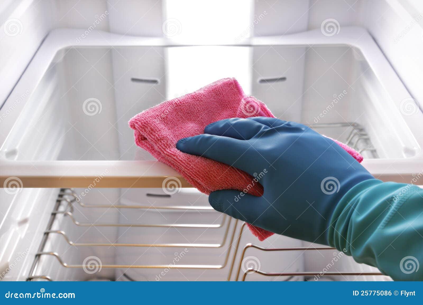 Handcleaningkylskåp