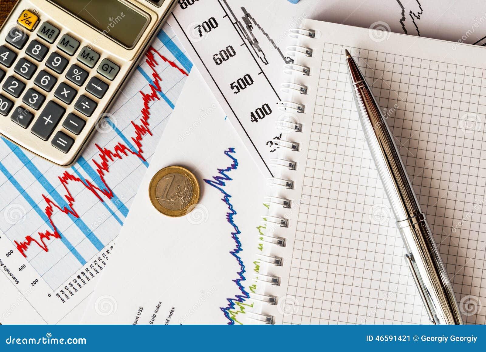 Handel drijvend voorraden en geld
