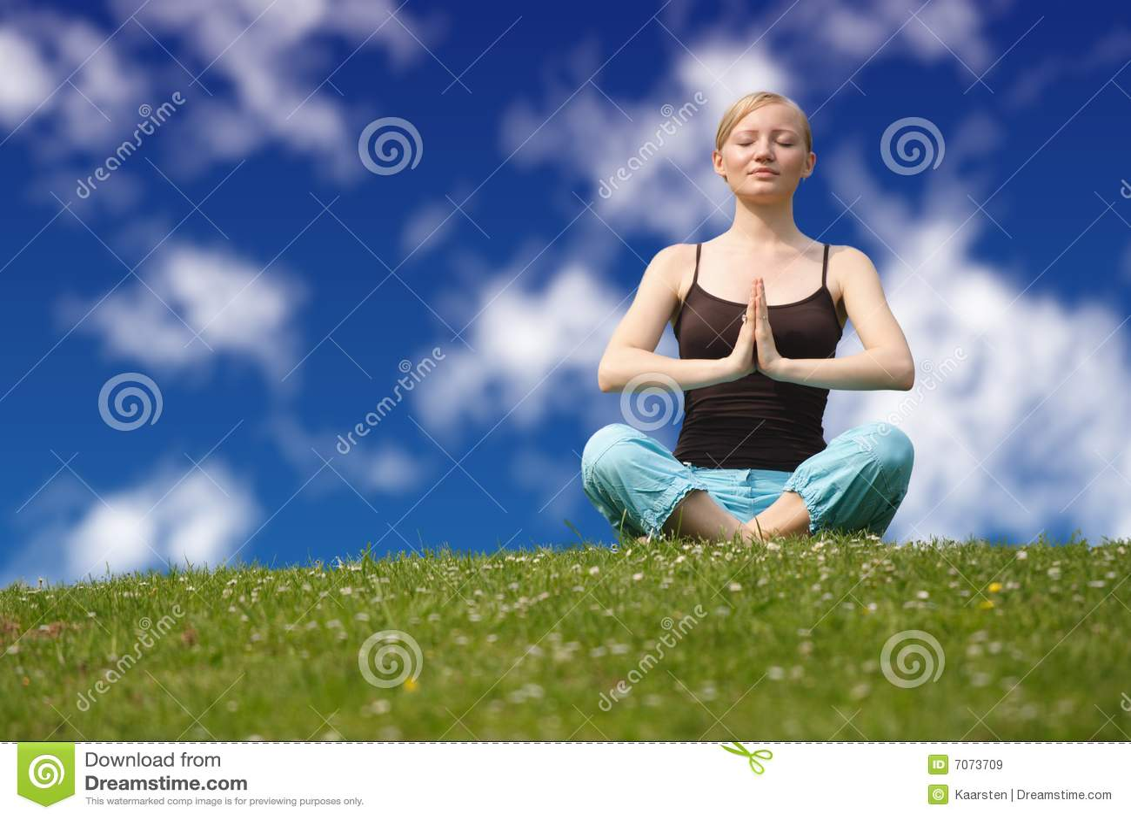 Handeln von Yoga