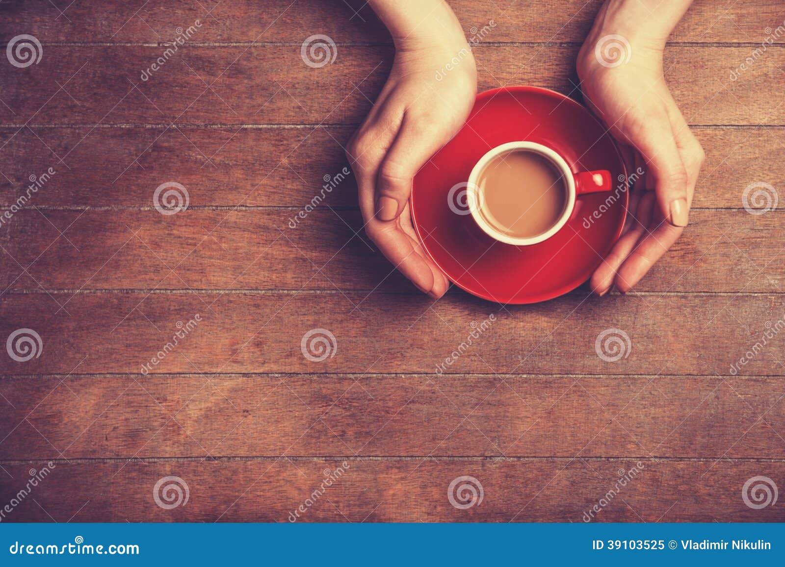 Handen en kop