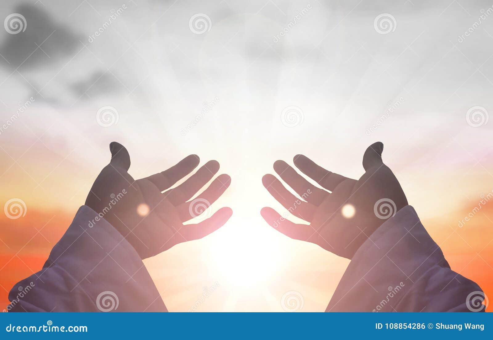 Handen van Jesus Christ