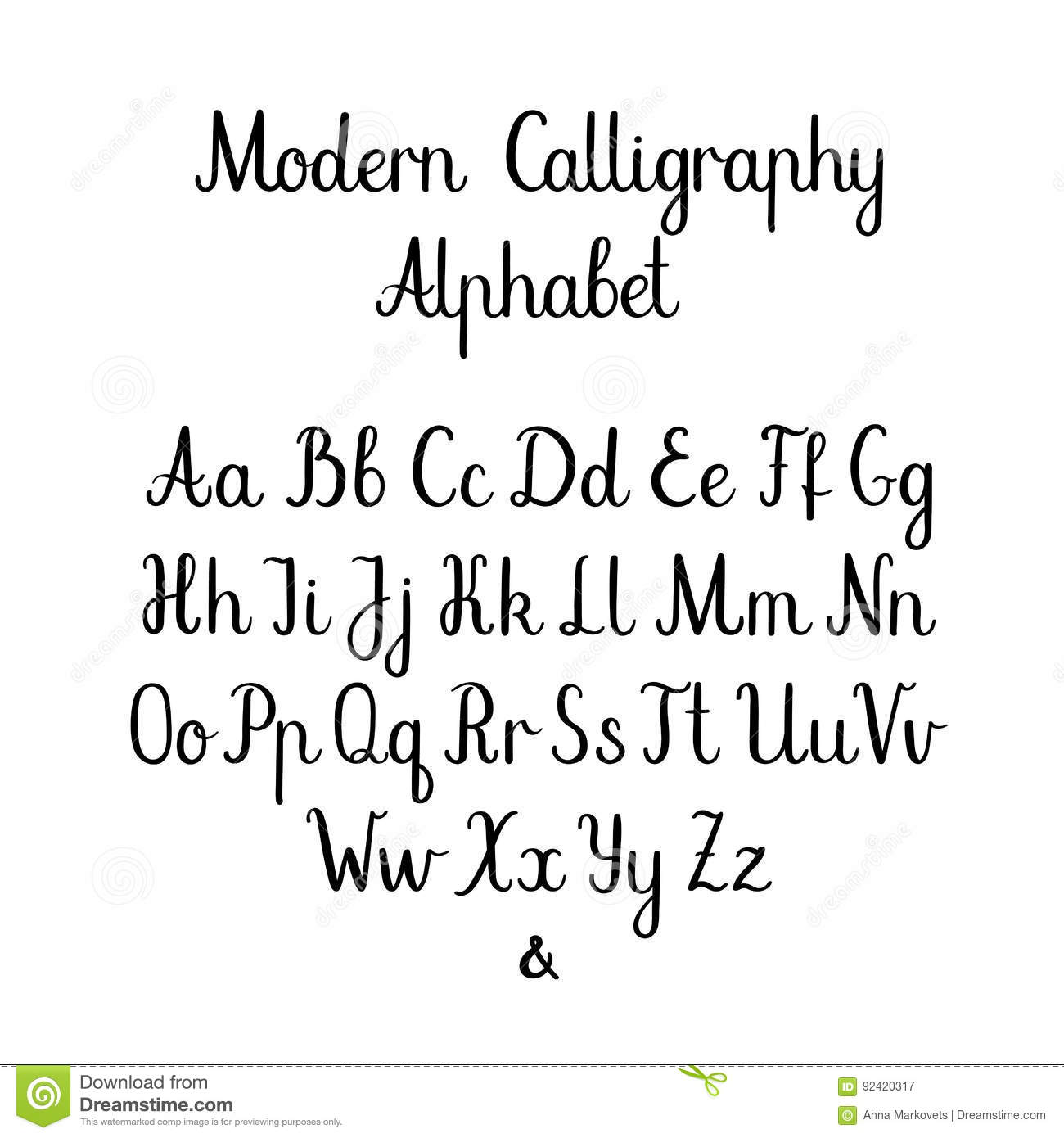 Free Printing Letters Of The Alphabet