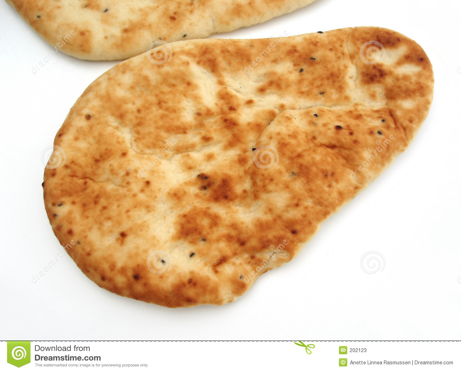 Handgjord turk för bröd