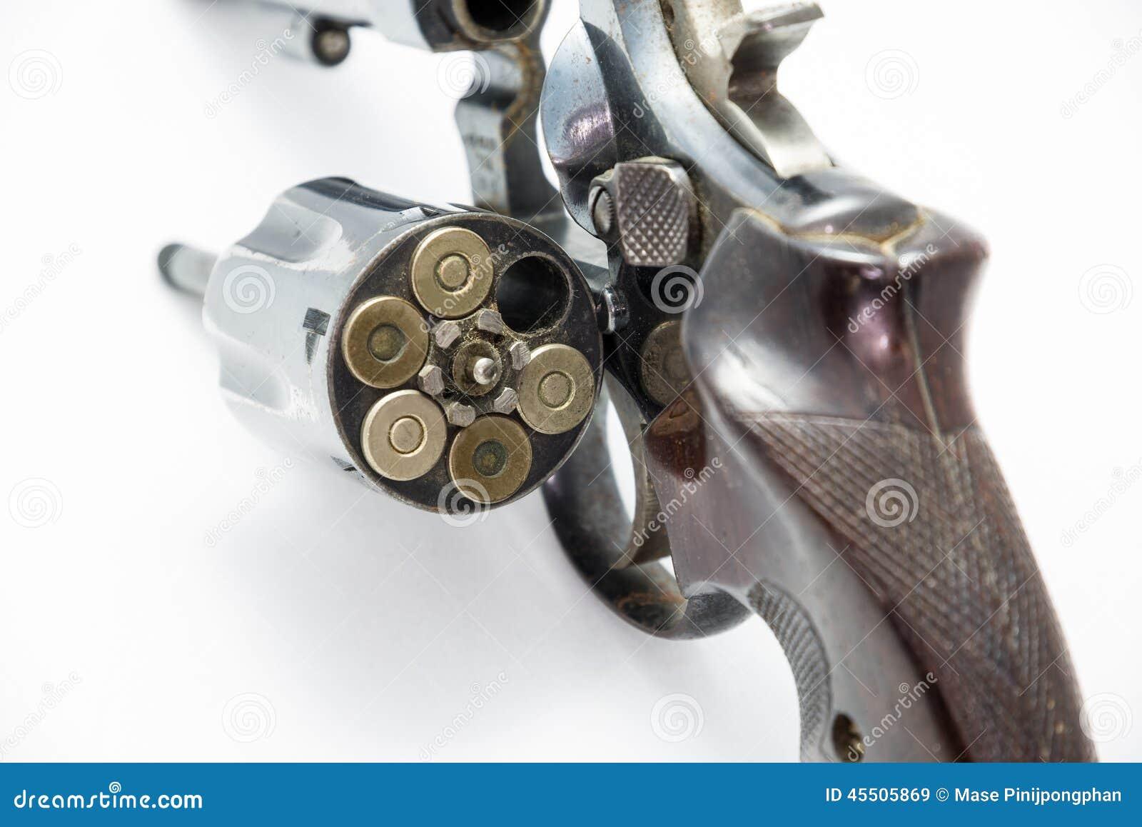 a handgun revolver chamber is open showing ammunition gun cylinder clipart images cylinder clipart images