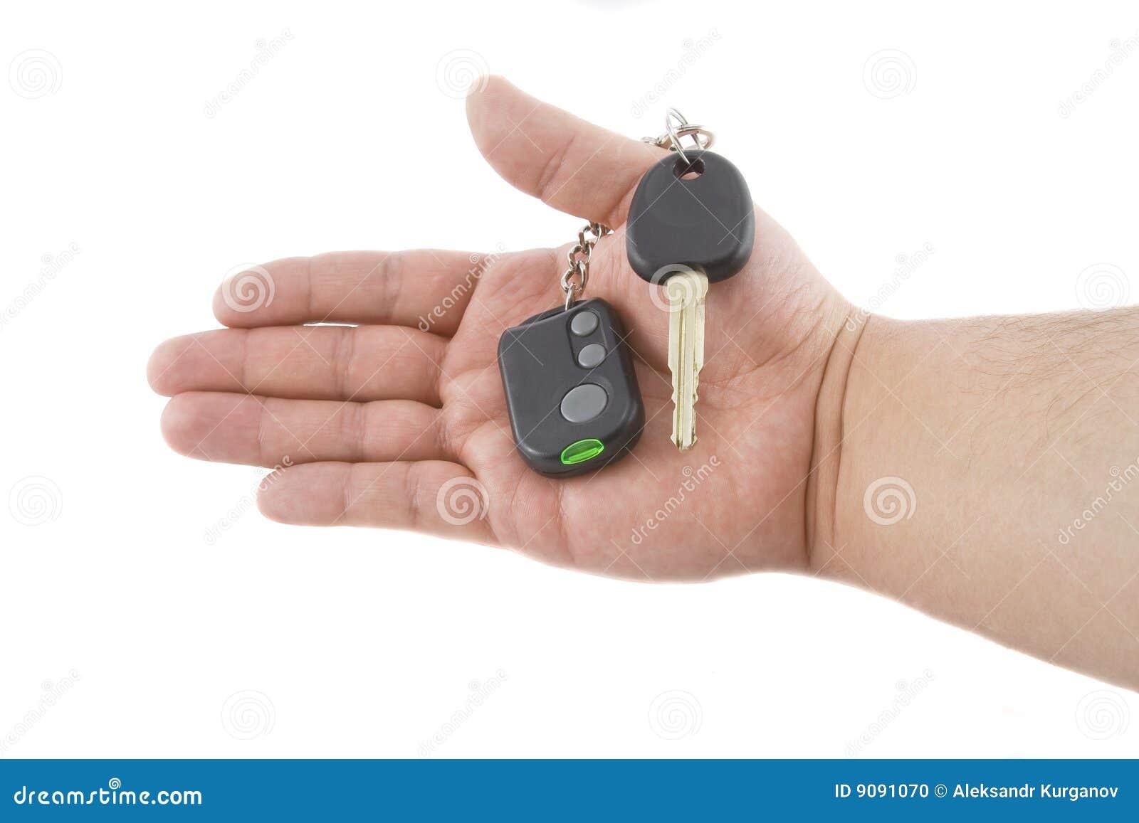 Handholdingtaste und AutoWarnungssystem