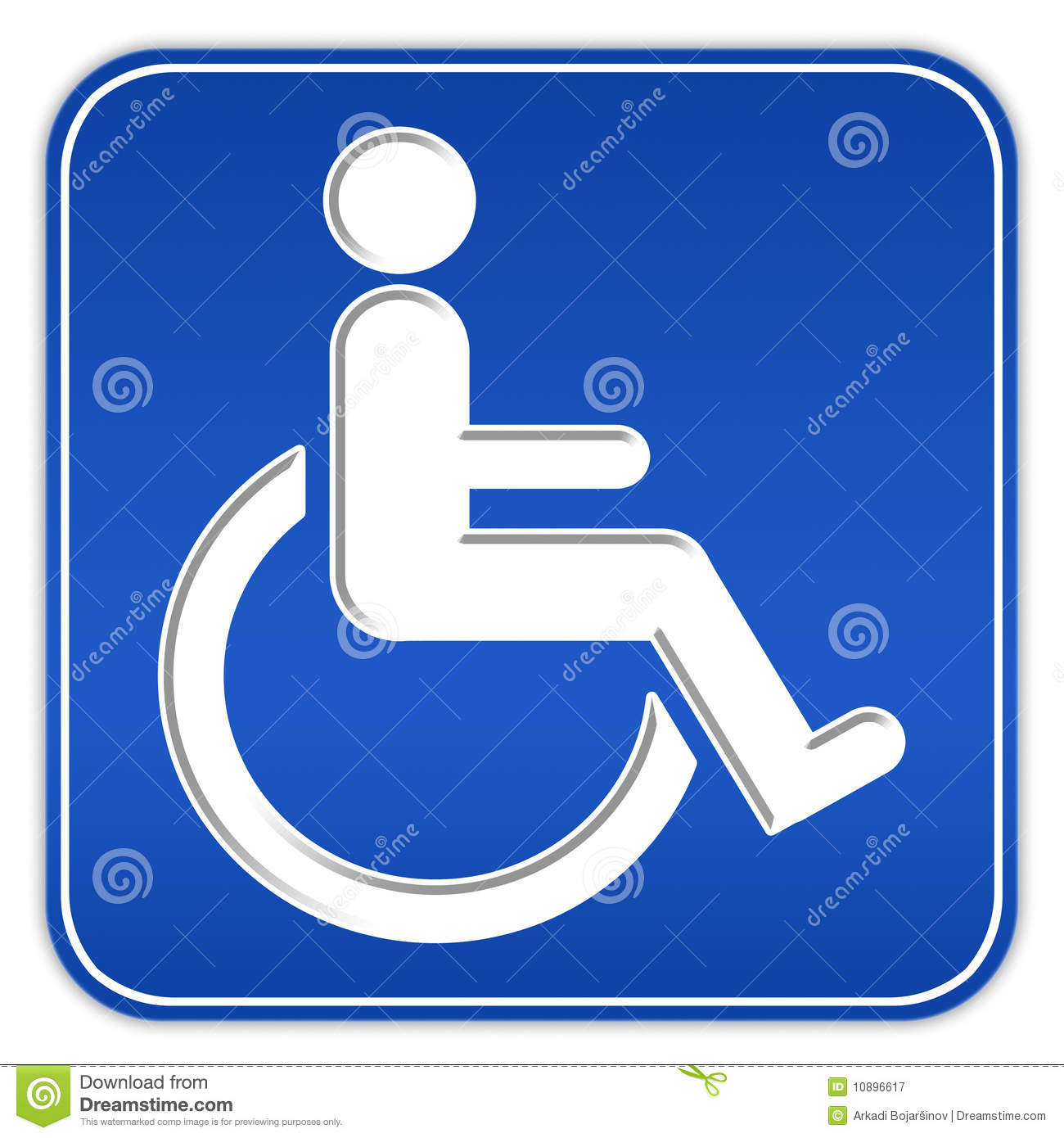 handicap deutsch