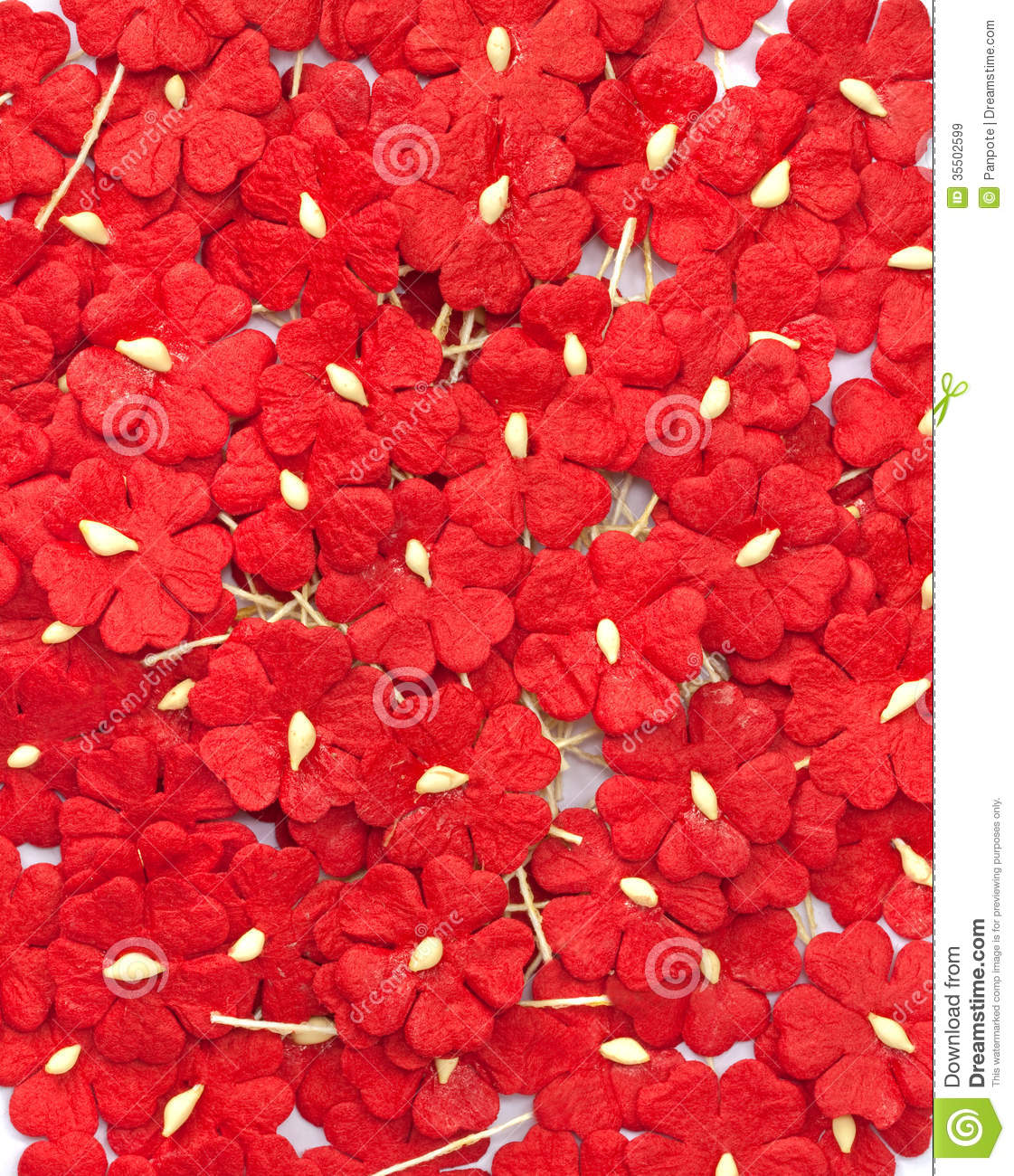 Beautiful Handicraft Paper For Handicraft Paper Flower Royalty Free Stock Images - Image: 35502599
