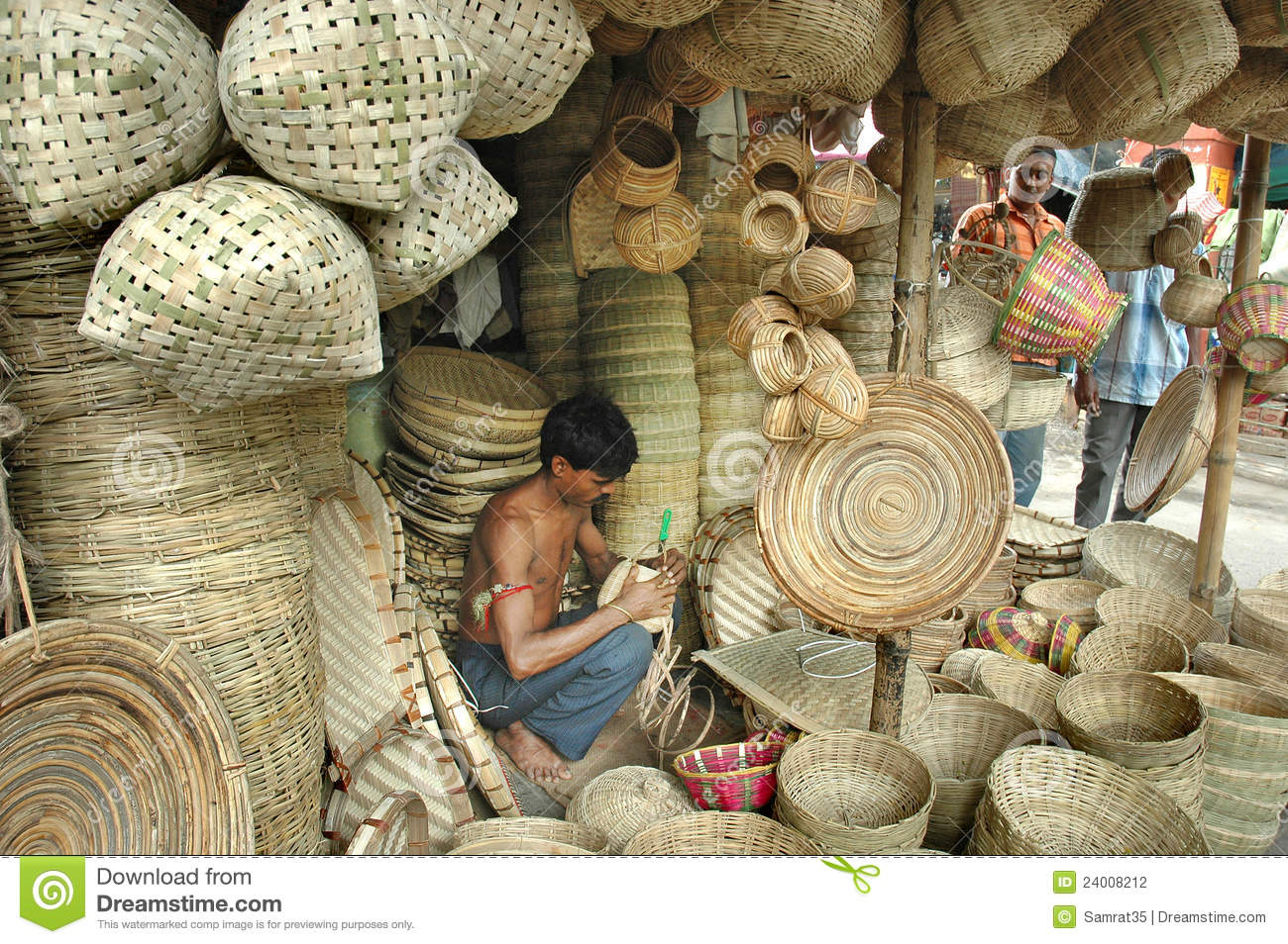 Handicrafts Of India Stock Image Image Of Indian Asian 40749809