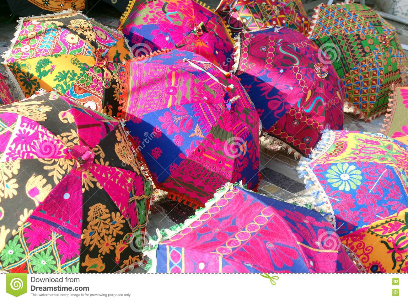 Handicrafts Jaipur Rajasthan India Stock Photo Image Of Hand