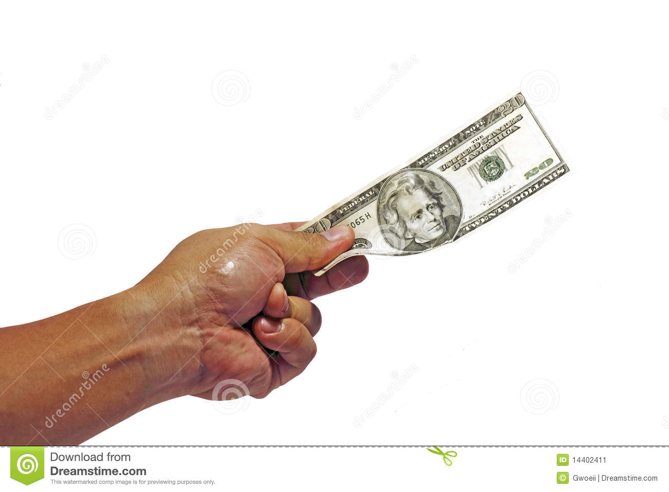 handing out dollars stock image image of give finger 14402411