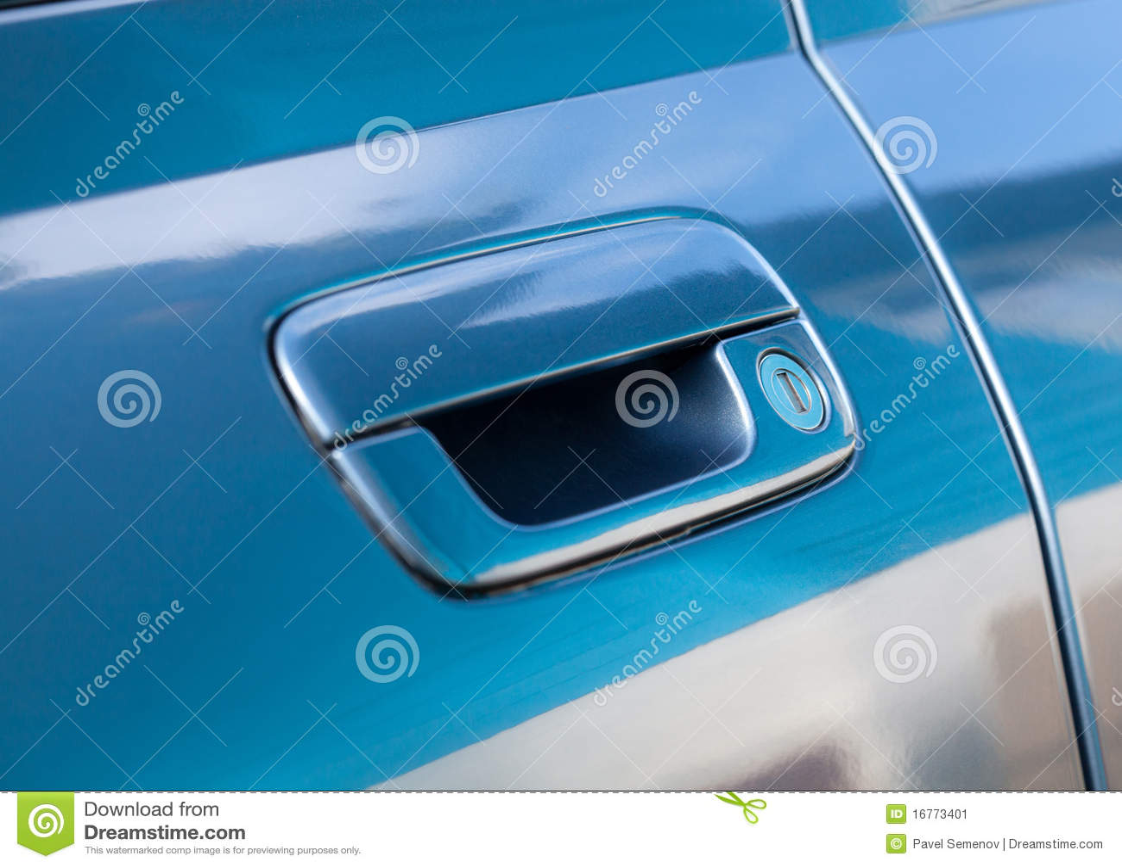 Car Door Handle Stock Photography Cartoondealer Com