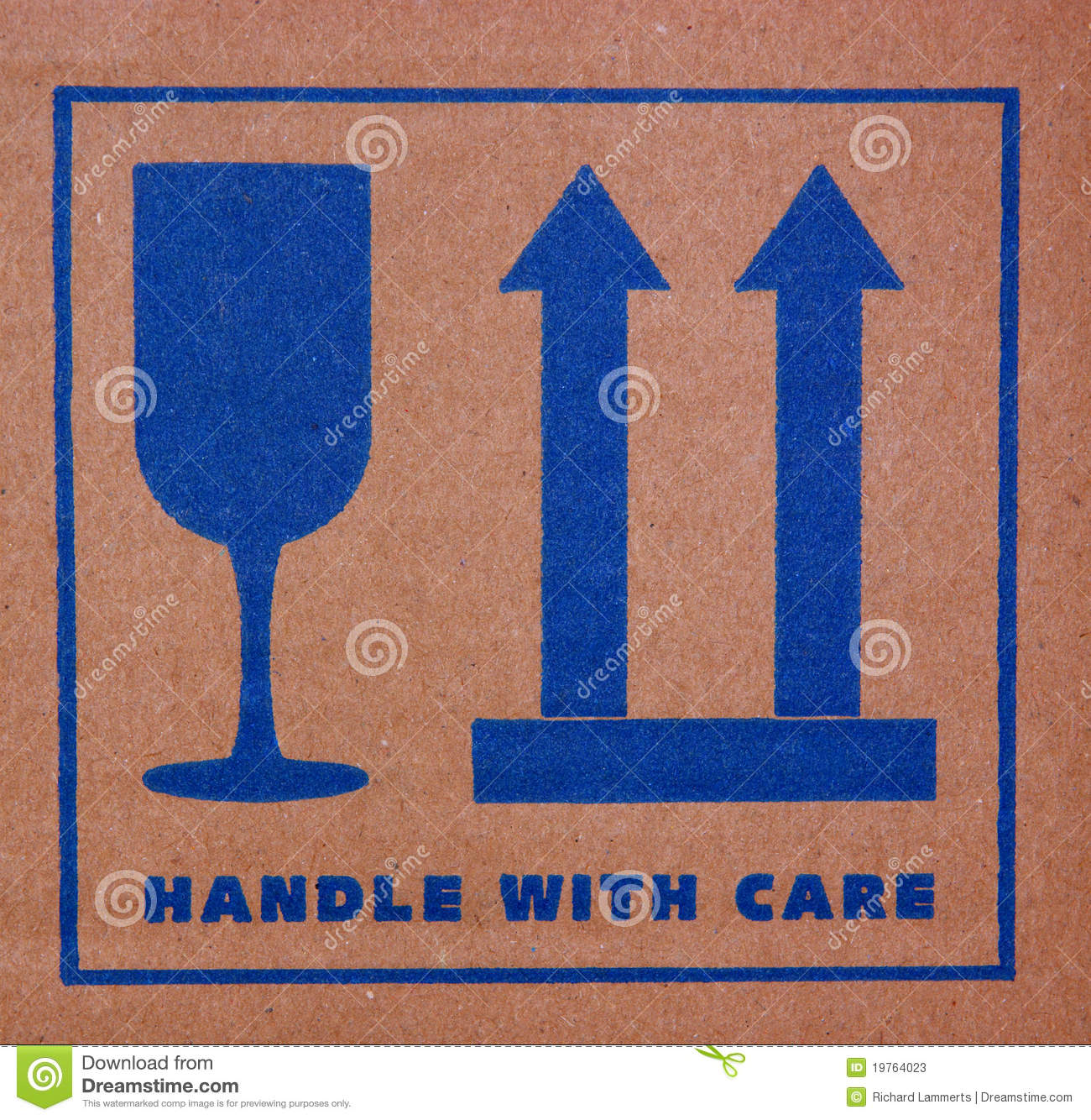 Handle with care symbol stock image image of handle 19764023 handle with care symbol buycottarizona