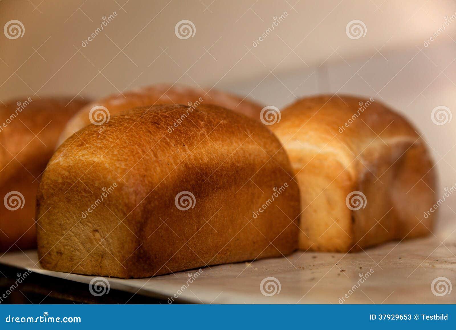 Handmade ломти хлеба
