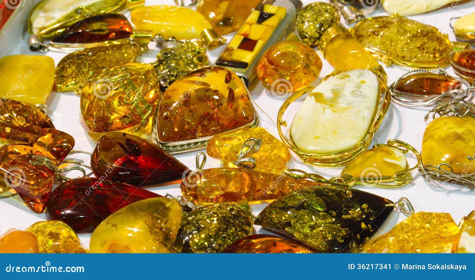 Handmade amber pendants stock image image of present 36217341 download comp aloadofball Images
