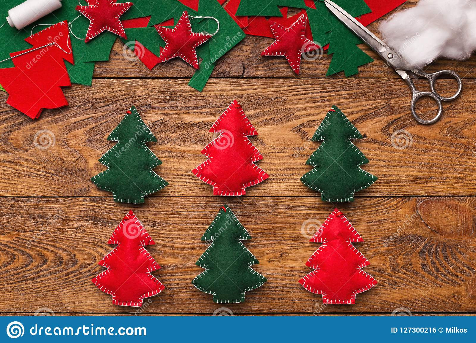Handmade Christmas Decorations Diy Project For Holidays