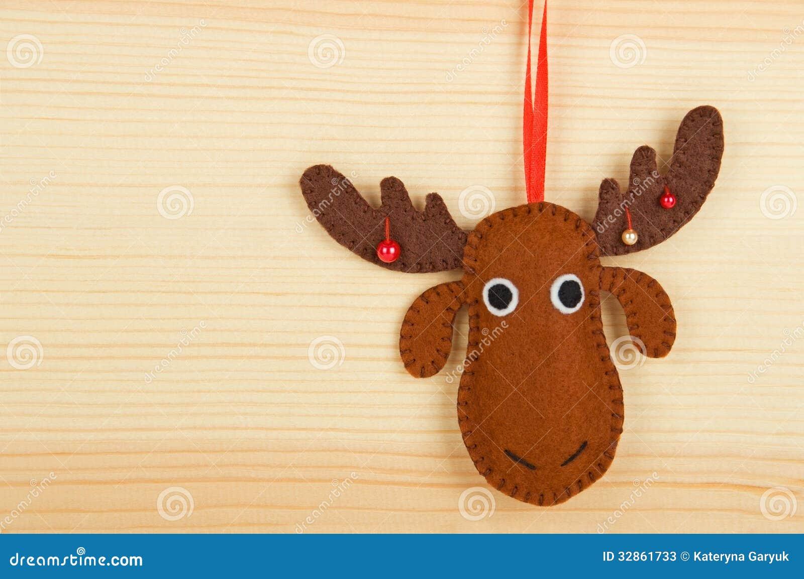 Handmade christmas decorations stock photos image 32861733 for Handmade decoration