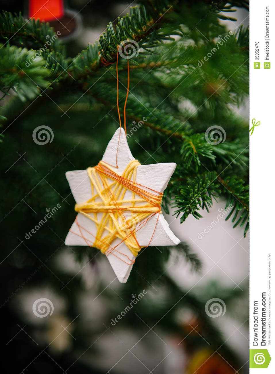Handmade christmas star stock photo image of culture