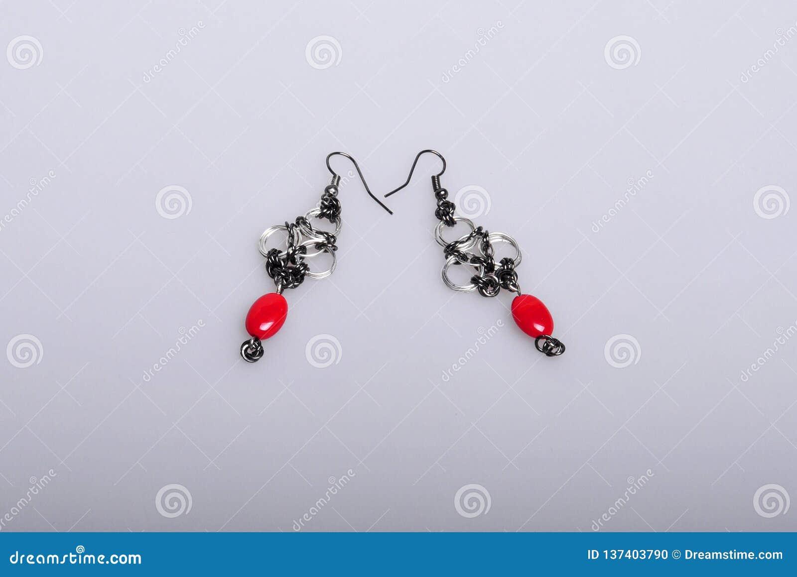 Handmade jewelry, pendant, earrings