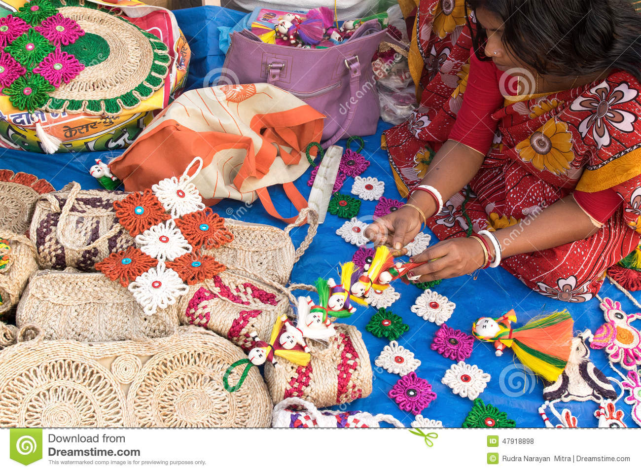 Handmade jute dolls indian handicrafts fair at kolkata for West materials crafts in hindi
