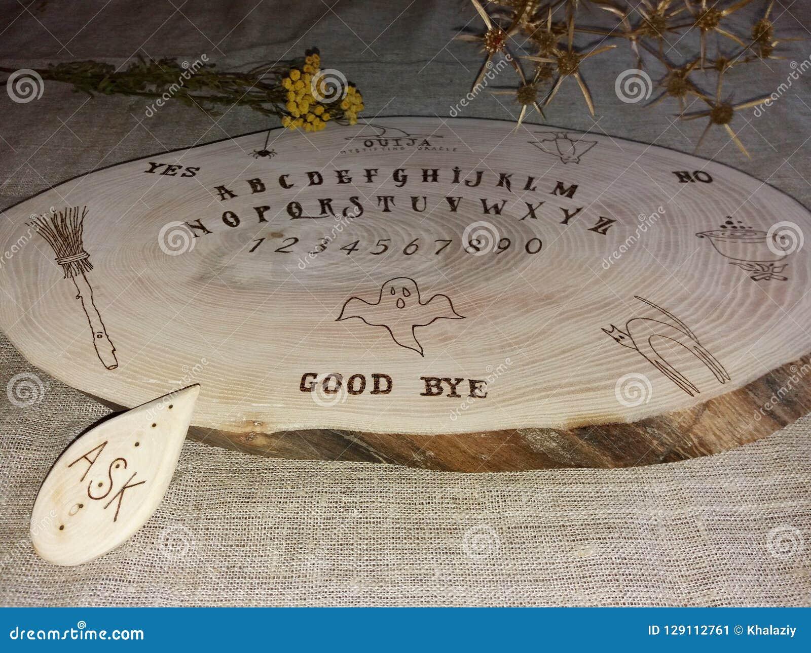 Ouija Boards And Planchette Wooden Spirit Board Ouija Boards Home Furniture Diy Plastpath Com Br