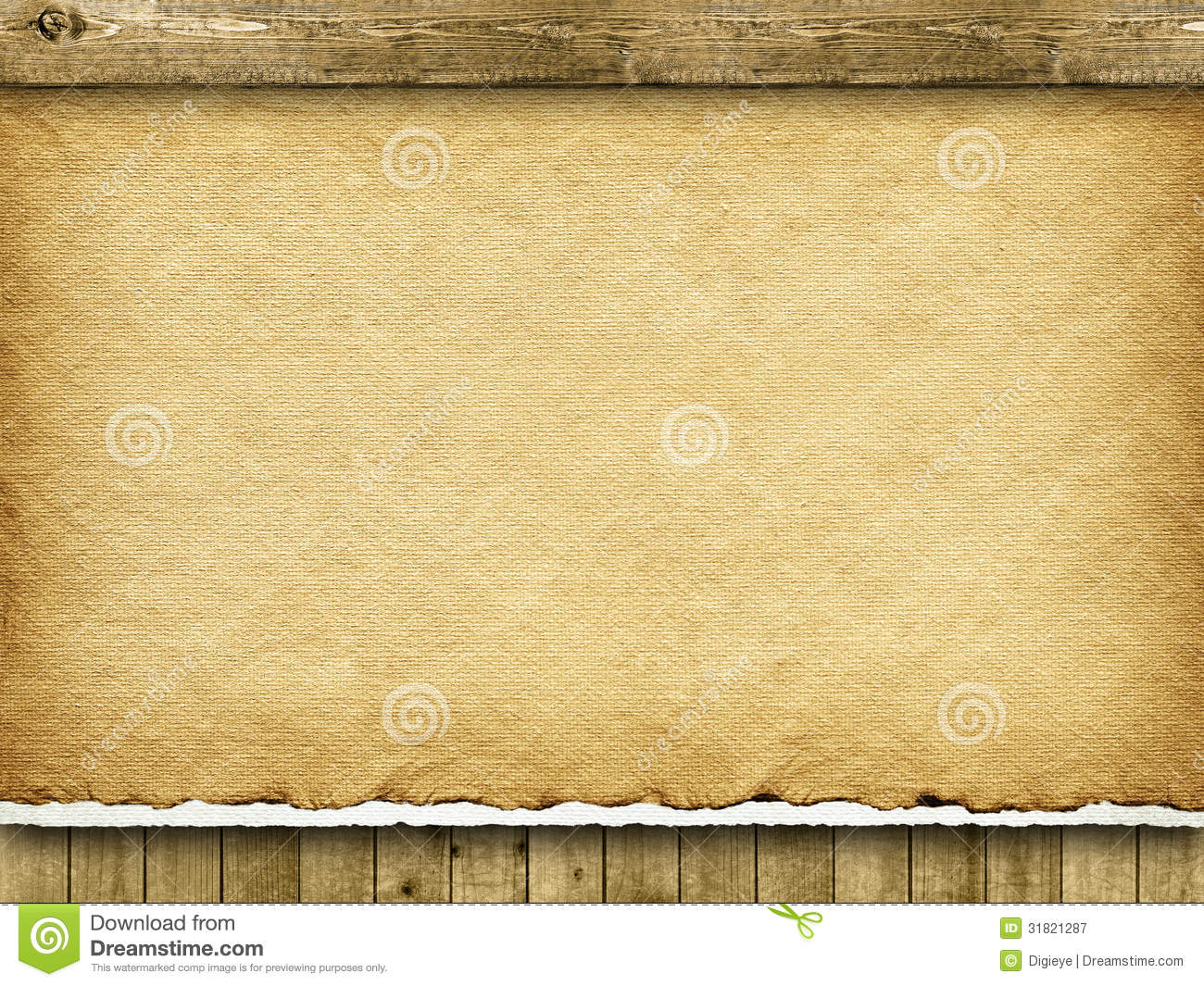 handmade paper and planks stock image image of handmade 31821287