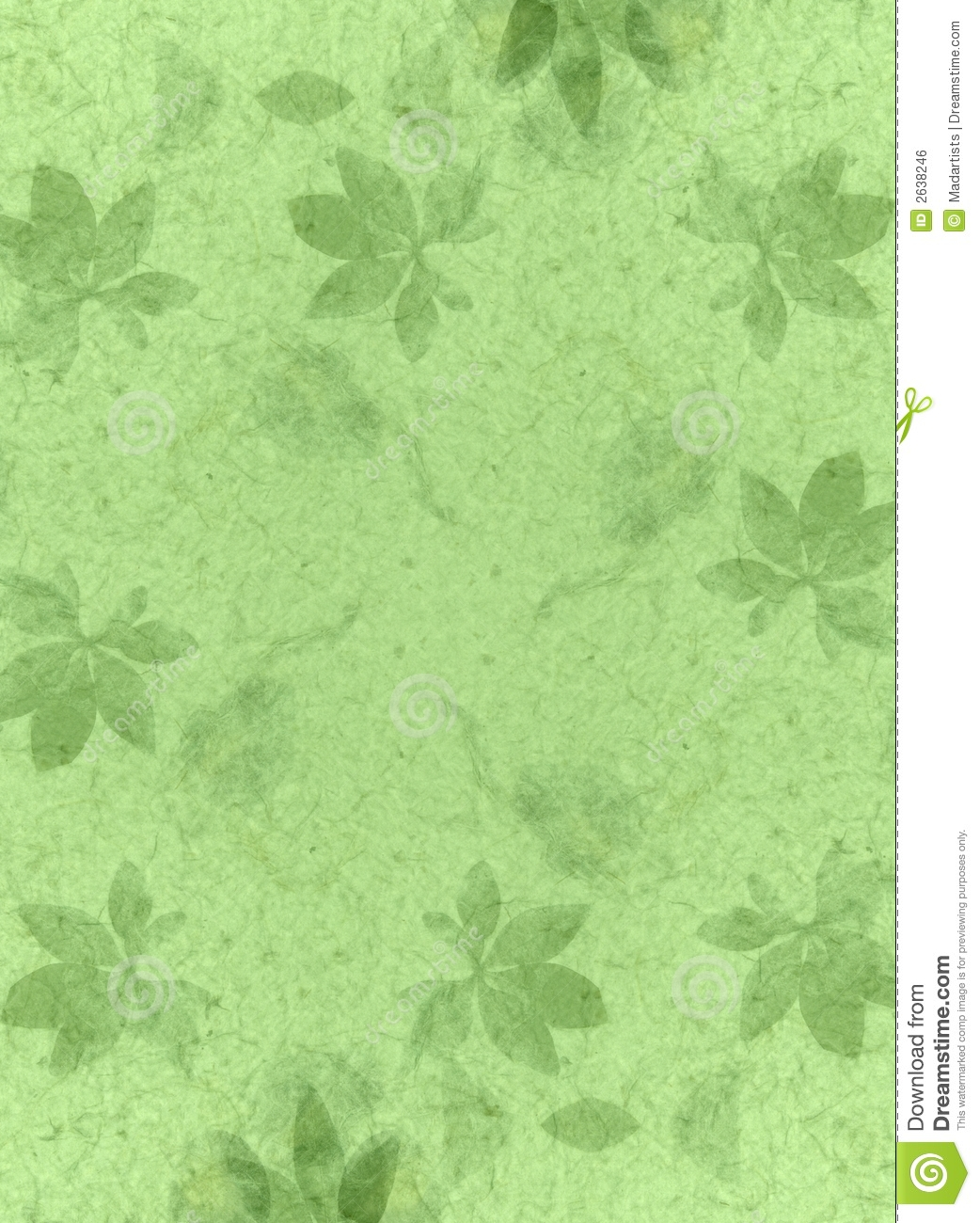 Handmade Paper Texture Green Royalty Free Stock Image ...