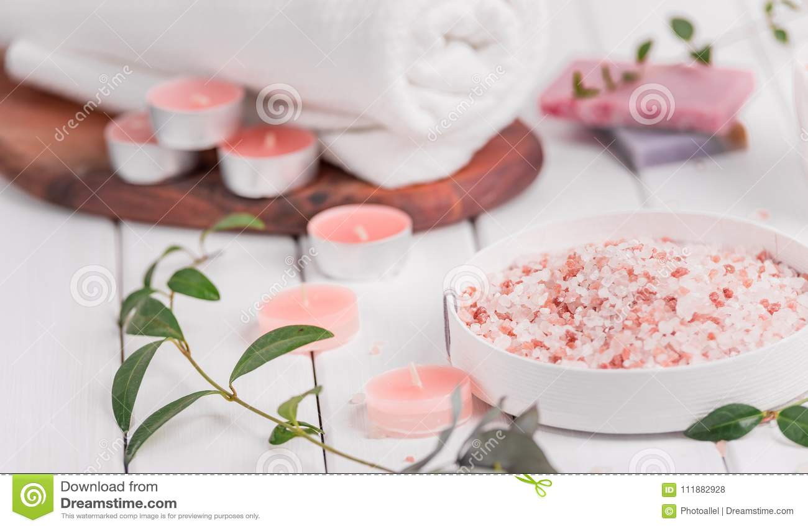 Handmade Salt Peach Scrub With Argan Oil  Himalayan Salt