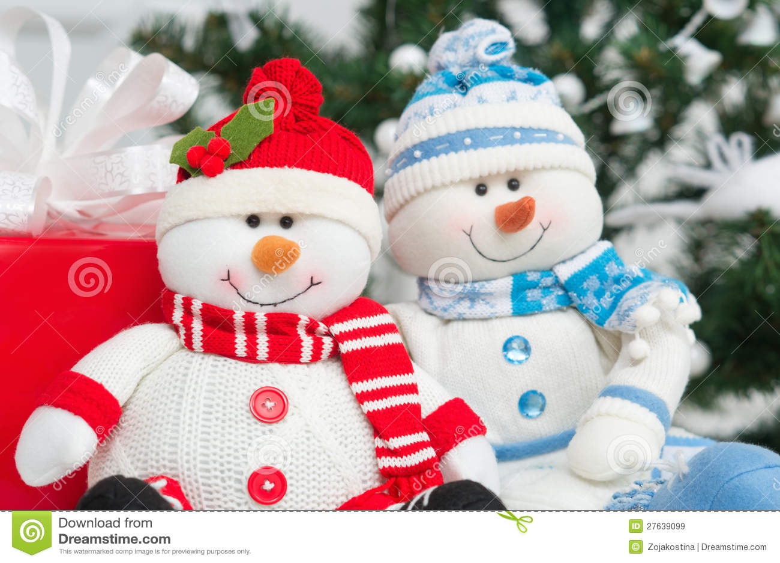 C3081F Handmade Snowmen Decoration Royalty Free Stock Images 8102  decoration de noel handmade 1300x955 px