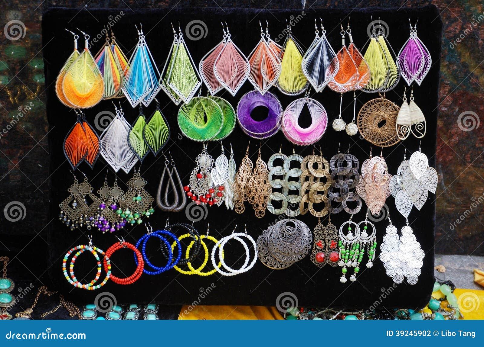 Handmade Tibetan Jewelries