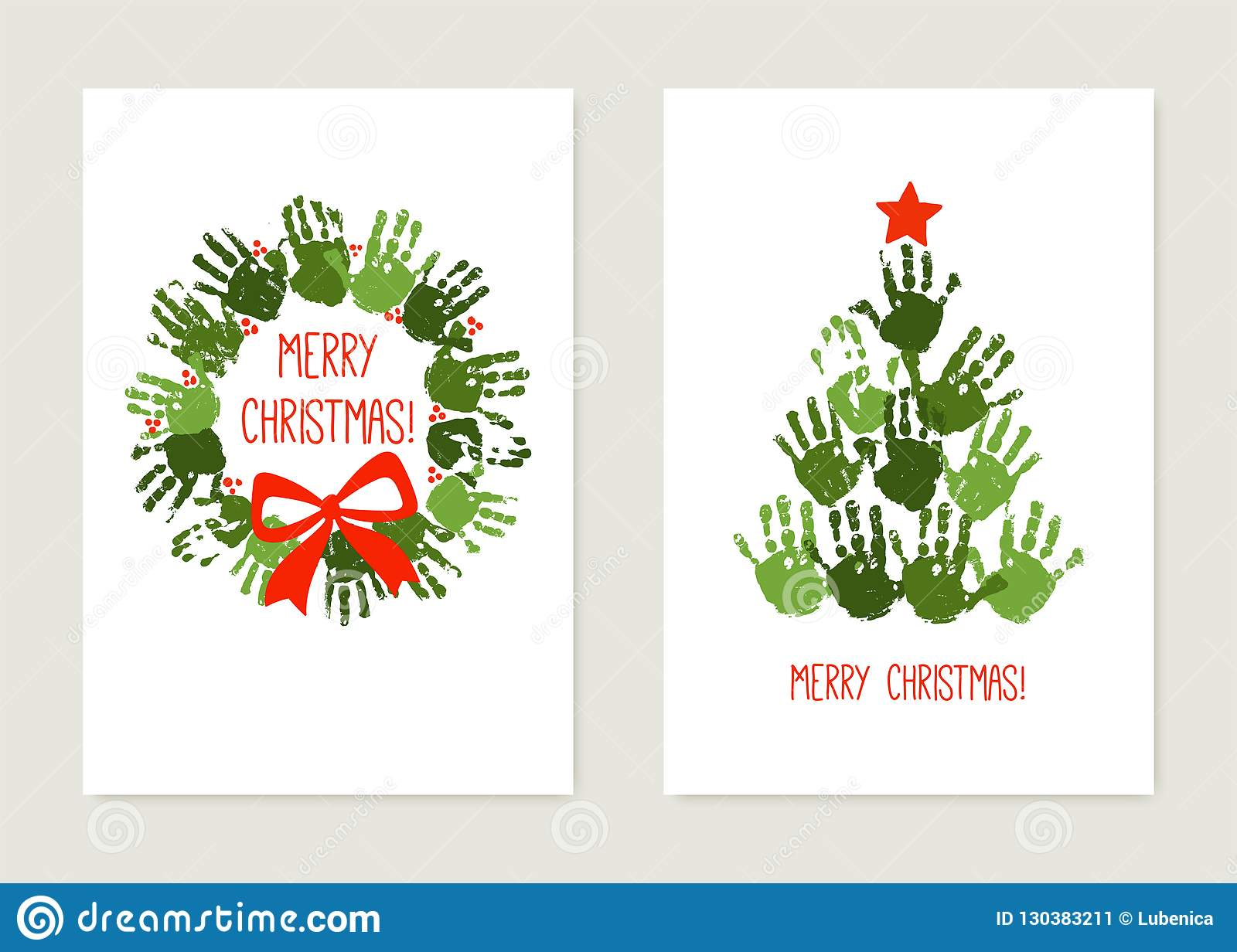 handprint christmas tree with red star handprint christmas wreath with red bow christmas hand print card set stock vector illustration of isolated friendship 130383211 https www dreamstime com handprint christmas tree red star wreath bow hand print card set watercolor acryli acrylic children art vector illustration image130383211