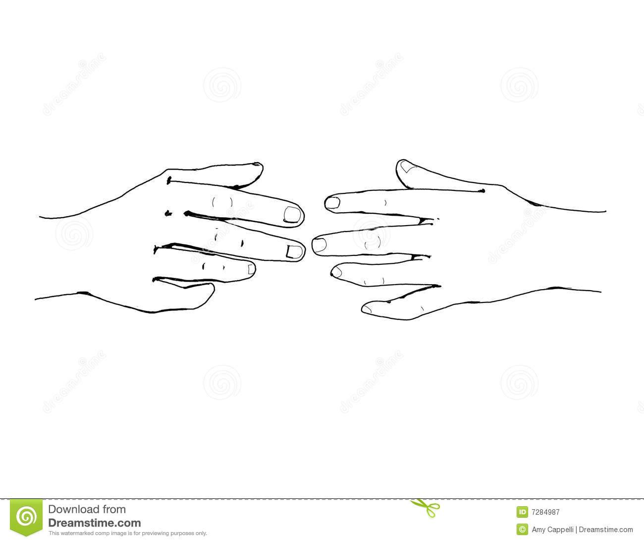 Hands Royalty Free Stock Photography Image 7284987