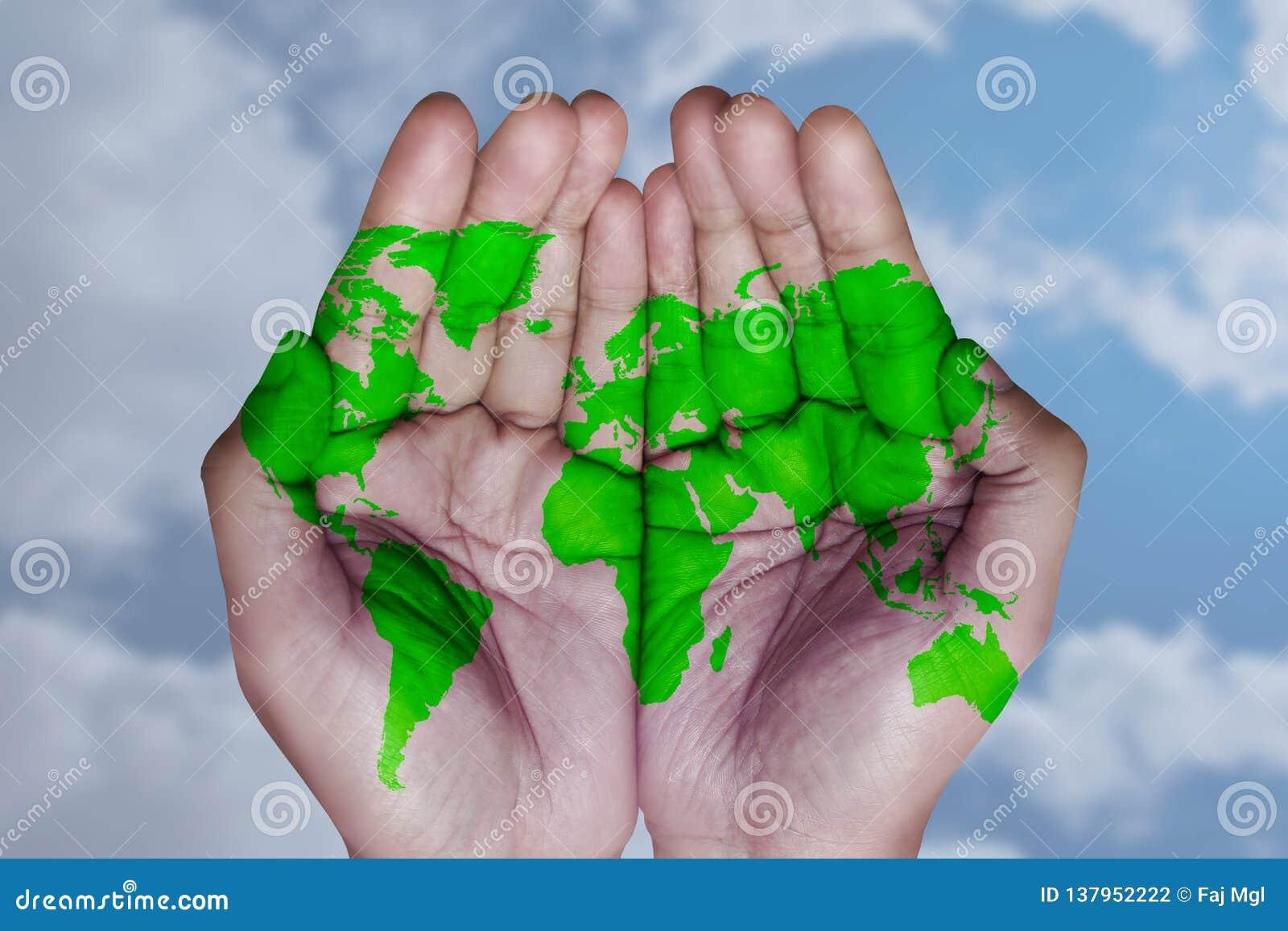 Hands den din världen