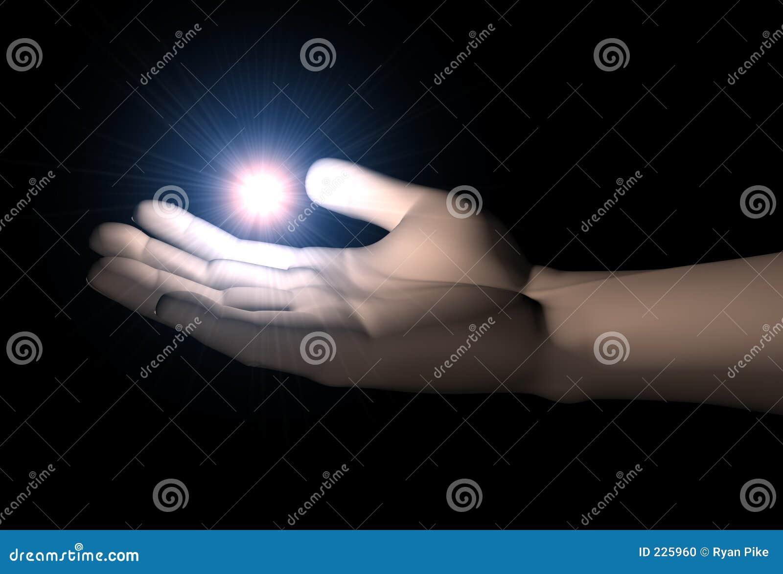 Hands ditt