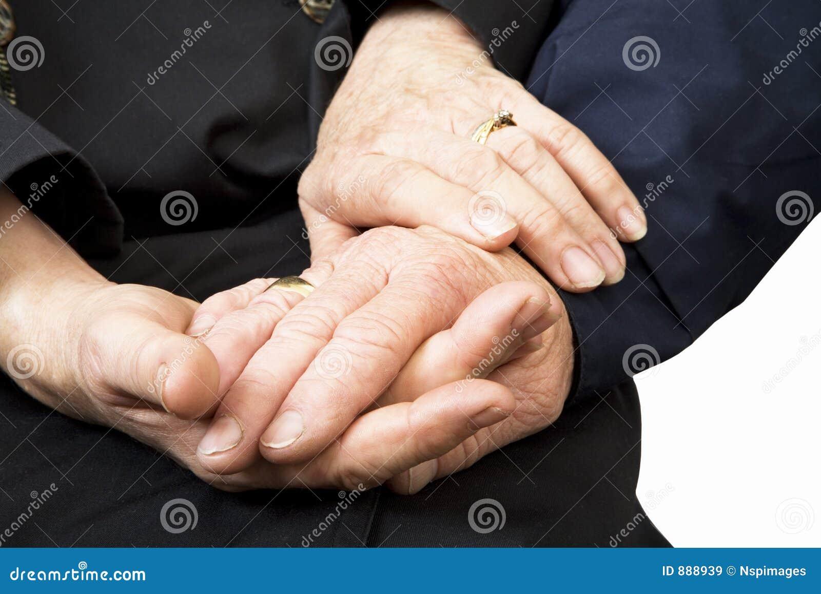 Hands gammalt
